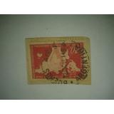 1946 Argentina Caja Nacional Ahorro De Postal