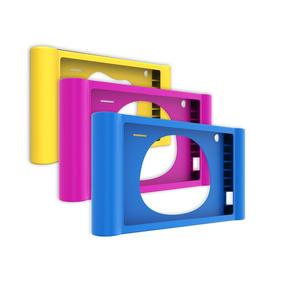 Capa Silicone Anti Queda Proteção Tablet 7 Plg - How Ht-704