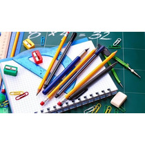 Faça Sua Lista De Material Escolar - Atacado