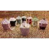 Velas Con Formas De Muphin, Cupkace, Tortas !!!