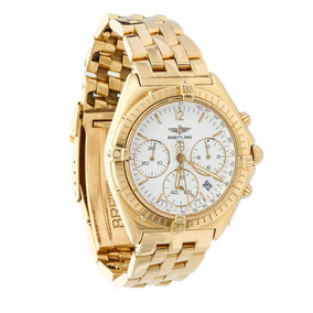 Reloj Breitling Cronograph Sextant Para Caballero.