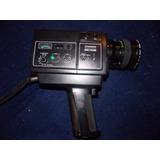 Cámara Súper 8 Direct Sound Y Reproductor Chinon Sound 9000