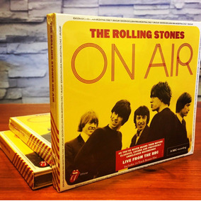 Cd The Rolling Stones On Air 2 Cd Deluxe Nuevo En Stock