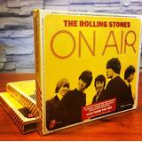 Cd The Rolling Stones On Air 2 Cd Deluxe Nuevo En Stock