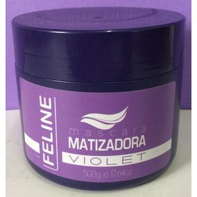 Máscara Matizadora Violet Feline - 500g - Loiros Dourados
