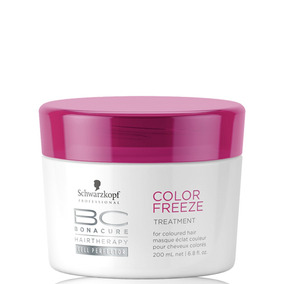 Schwarzkopf Bc Color Freeze Máscara De Tratamento 200ml