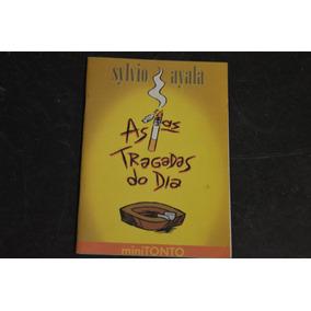 As Primeiras Tragadas Do Dia Sylvio Ayala Hq Livro