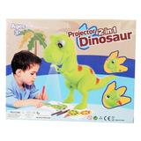 Proyector Dinosaurio 2 En 1 Mi Alegria