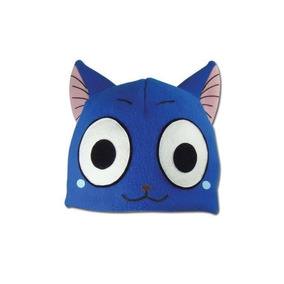 Great Eastern Ge-32197 Serie Fairy Tail: Happy Fleece Cap