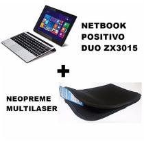 Notebook 2 Em 1 Positivo Duo Tela Touch +brinde 12x S/ Juros
