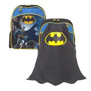 Mochila Batman Con Capa 12 Pulgadas Original 30 Cm