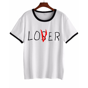 Remera It Pennywise Stephen King Loser Lover Mujer Y Unisex