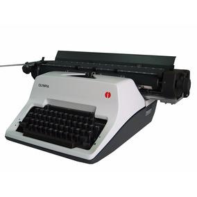 Maquina Escribir Olimpia Para Restaurar - Decoración