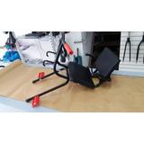 Cadeira Frontal Para Crianças Universal C/ Acento Revestido