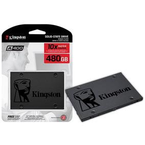 Ssd Kingston 480 Gb Sata 3 A400 - 500 Mb/s Frete Gratis