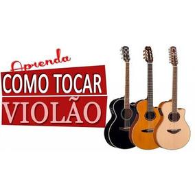 Curso Completo Violão Iniciante Video Aulas + Brinde