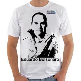 Blusas Eduardo, Flávio E Carlos Bolsonaro
