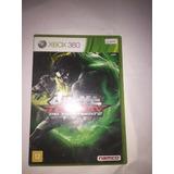 Tekken Tag Tournament 2 Xbox 360 (cementerio De Los Videojue