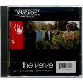 Cd The Verve Bitter Sweet Symphony 1998 Eua Single Lacrado