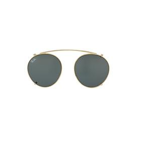 Ray Ban Clip On Com Certificado E Lentes Polarizadas - Óculos no ... 4509af82d8