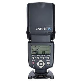 Flash Yongnuo Yn560 Iv Canon Nikon | Garantía