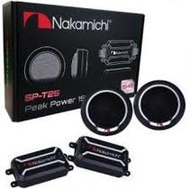 Tweeters Nakamichi 150 W Sp-t25 Con Crossover Super Precio