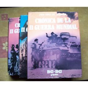 Crónica De La 2a.guerra Mundial-ilus-p.dura-completa-3tomos-