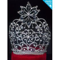 Corona Para Reina Carnaval Certamen Belleza Xv Años Evento