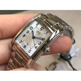 Relógio Oris Rectangular Date Automatic Ladies 56176924031mb