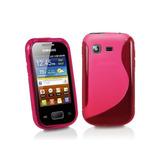 Funda Tpu Para Samsung Galaxy Pocket - Polotecno