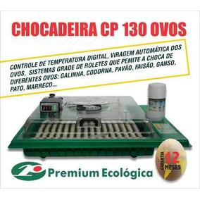 Chocadeira Premium Cp 130 - 130 Ovos