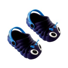 Babuche Centopeia Sapato Chinelo Infantil Menina Menino