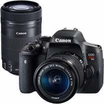Canon Eos Rebel T6i Kit 18-55 Reflex * Garantía * Nuevas *