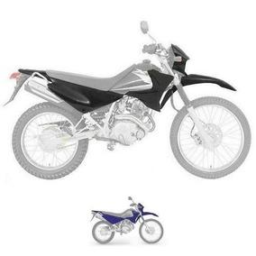 Carenagens - Yamaha Xtz 125 - Ate 2005 - Sem Adesivos