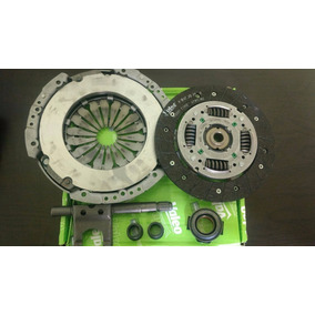 Kit Clutch Fiat Grande Punto No Turbo Con Horquilla Valeo