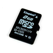 Micro Sd 2gb Kingston Sueltas!!