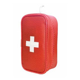 Botiquín De Primeros Auxilios Plus Kit Red 39 Elementos
