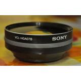 Lente Angular Para Camara De Video Sony Profesional