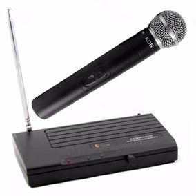Microfone Sem Fio De Mão Kadosh Kdsw 231m - Loja Kadu Som