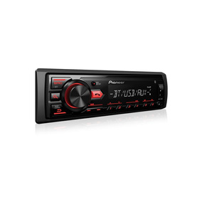 Radio Automotivo Pioneer Mvh-298bt Mp3 Bluetooth Usb Aux