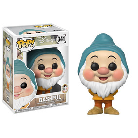 Funko Pop Disney: Snow White - Bashful Figura Coleccionable