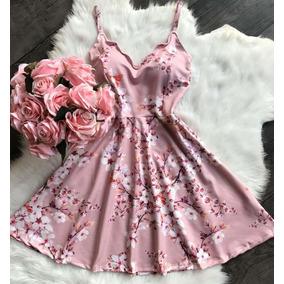 Vestido Coleção Floral - Boutique