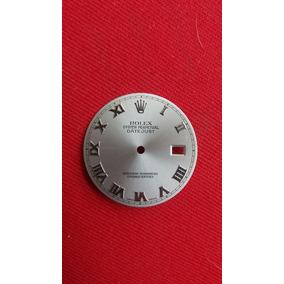 Caratula Rolex Date Just Original