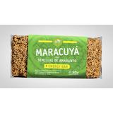 Barra De Cereal Biorcandies Maracuyá Vegetariano