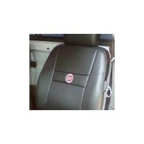 Jogo De Capas Da Strada Fiorino Cabine Simples Com Logo Fiat