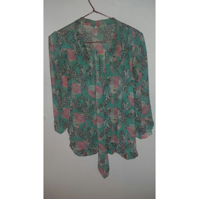 Camisa Natasha Talle L