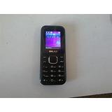 Telefono Blu Basico Liberado Su Z3 Dual Sim *como Nuevo*