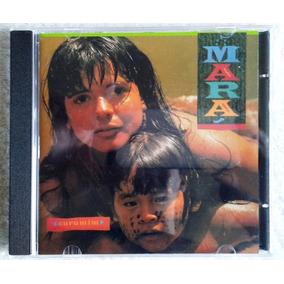 Cd Mara Maravilha - Curumim 1991 - Trilhas & Afins