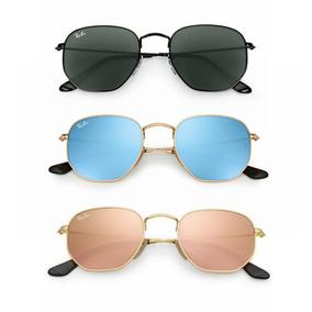 70c23cfb760b1 Oculos Piave Hexagonal Italiano - Óculos no Mercado Livre Brasil