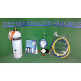 Kit Automotor Manifold +lata Gas+ Acople Para Automotor